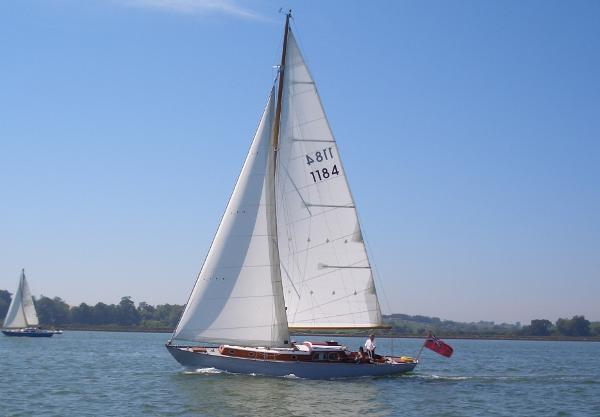 Camper & Nicholsons Bermudan Sloop Camper & Nicholson Bm sloop