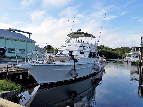 Striker Sportsfisherman Striker 62 Port View