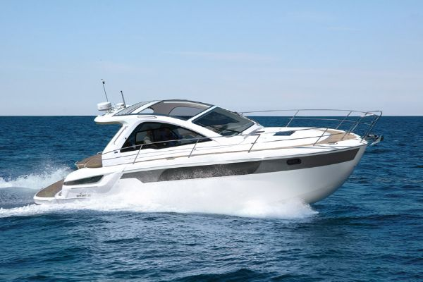Bavaria Sport 35 HT Manufacturer Provided Image: Bavaria Sport 35 HT