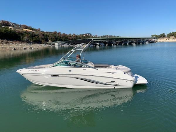 Chaparral 246 SSi The 2006 Chaparral 246 SSi!