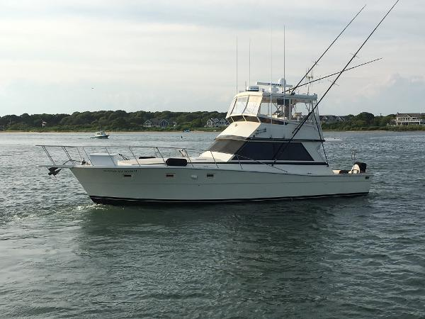 Viking 46 Convertible