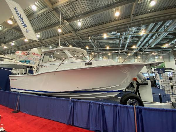 """NorthCoast 255 Cabin """"Great Lakes Edition"""" In Stock"""
