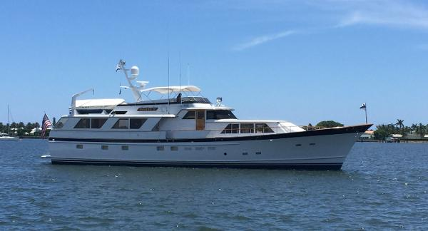 Burger Raised Pilothouse Panacea IV