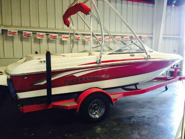 Chaparral 180 SSi Sportboat