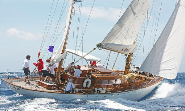 Abeking & Rasmussen Ketch 1962