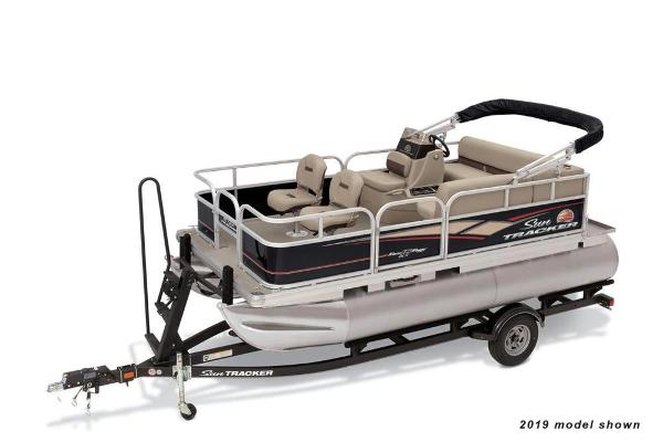 Sun Tracker Bass Buggy 16 DLX ET