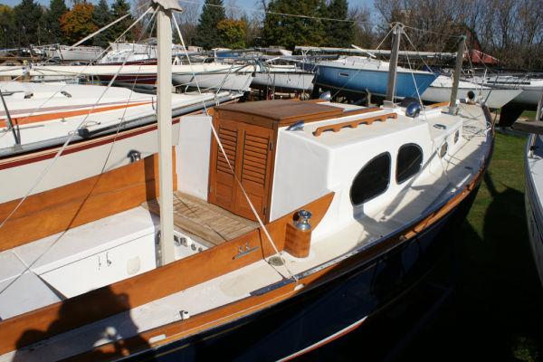 Starboard mid deck taken 10/10