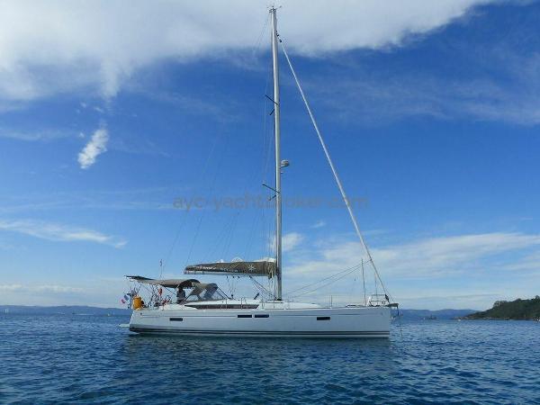 Jeanneau Sun Odyssey 469 AYC International Yachtbrokers - Sun Odyssey 469