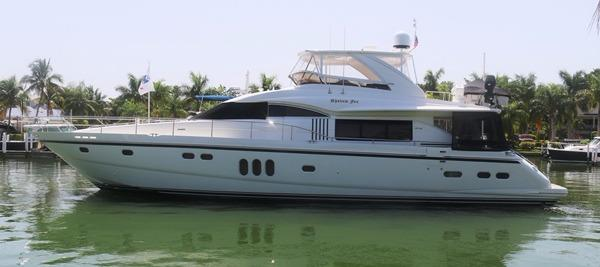 Princess Viking Sport Cruiser 75 Motor Yacht Profile