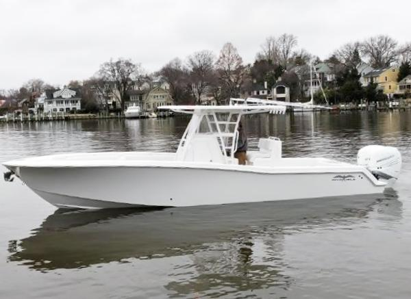 Invincible 33 Open Fisherman