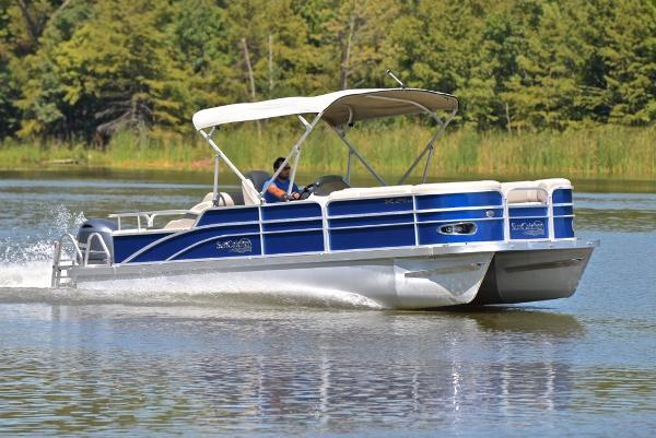 G3 Boats Suncatcher SS X-24