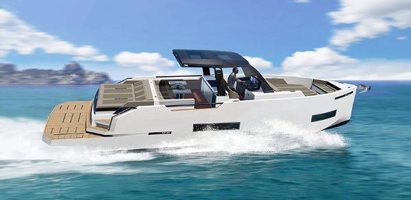 De Antonio Yachts D50 OPEN