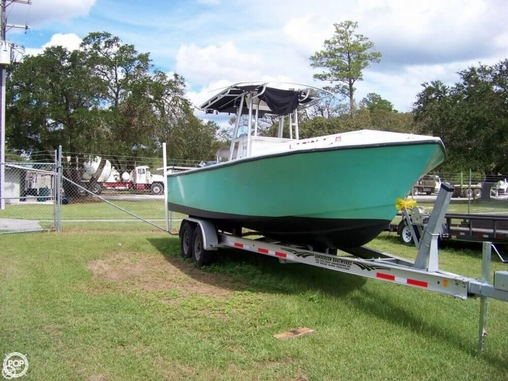 Parker 25 Center Console 1982 Parker Marine 25 for sale in Emerald Isle, NC