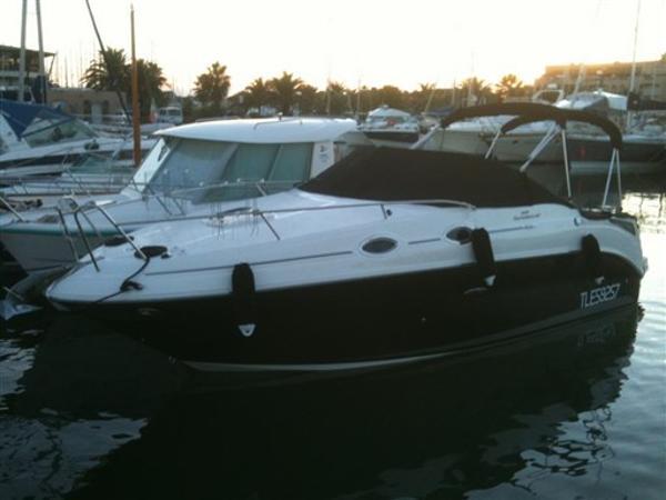 Sea Ray 255 DA Sundancer 3