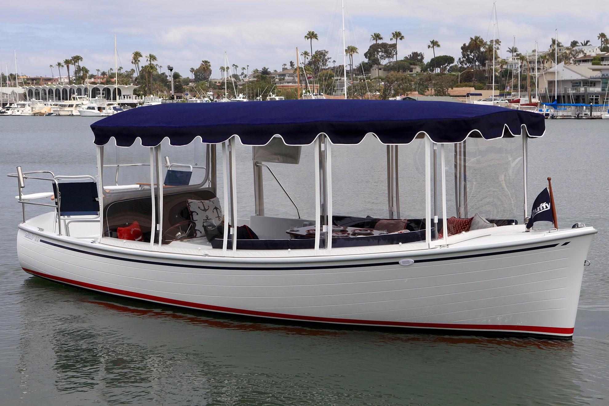 Duffy Sun Cruiser Manufacturer Provided Image