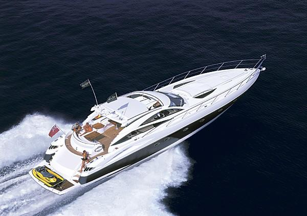 Sunseeker Predator 68 Manufacturer Provided Image