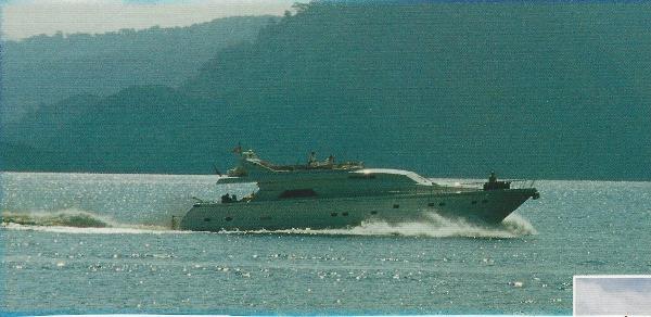 Custom Motor Yacht 24M