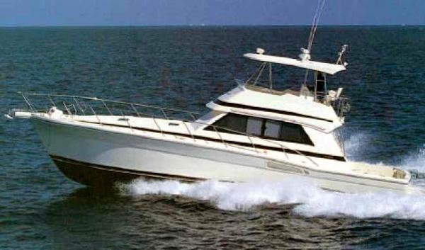 Riviera 48 Convertible Patricia Ann
