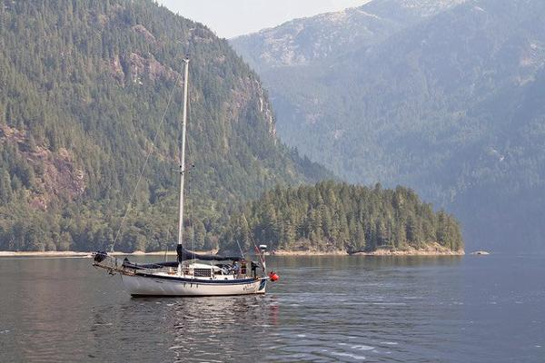 Westsail 32 Blue Tale
