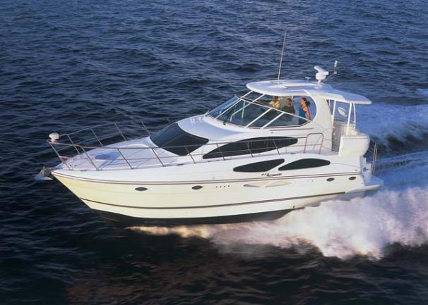 Cruisers Yachts 415 Express Motoryacht Manufacturer Provided Image