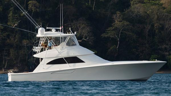 Viking 55 Convertible 2016 55 Viking FB - Profile