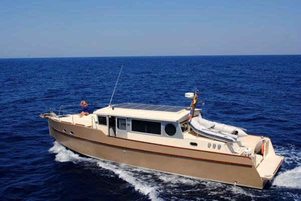 Alibi 44 Long Range Trawler Alibi 44 Long Range Cruiser 2007