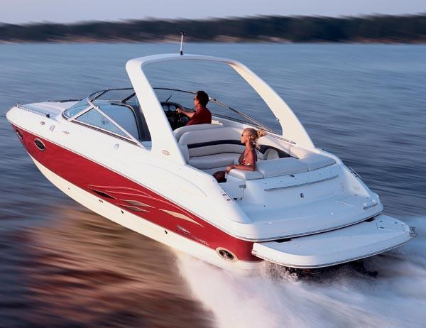 Chaparral 285 SSi Manufacturer Provided Image