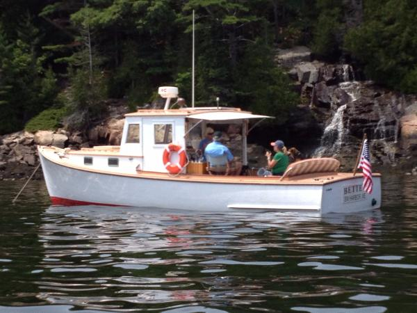 Stanley Downeast Lobster Yacht