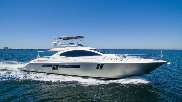 Lazzara Yachts 78 LSX Main Image