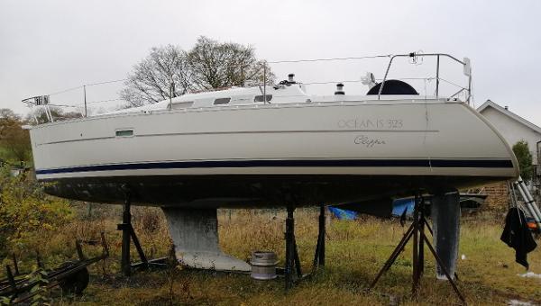 Beneteau Oceanis Clipper 323 Beneteau Oceanis 323 - Moneypenny