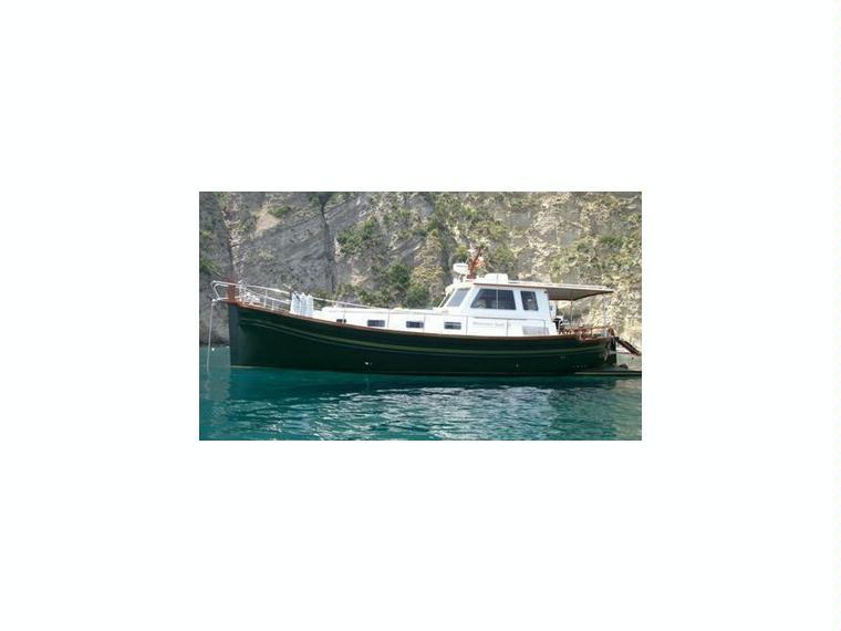 Menorquin Menorquin Yacht 160