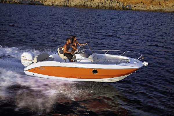 Sessa Marine Key Largo 20