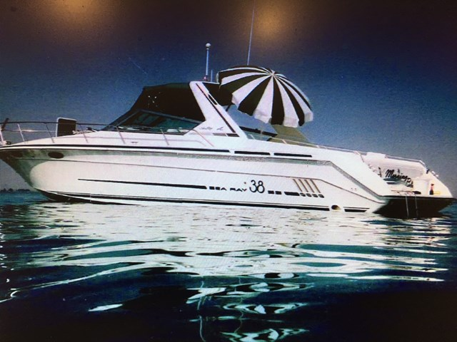 Sea Ray 380 Sunsport