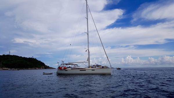 Jeanneau 57 Sailing Yacht Jeanneau 57 - Profile