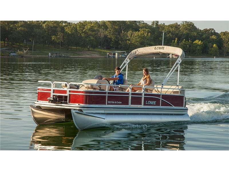 Lowe Ultra 182 Fish and Cruise