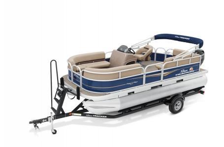 Sun Tracker Party Barge 18 w/75ELPT 4S STD