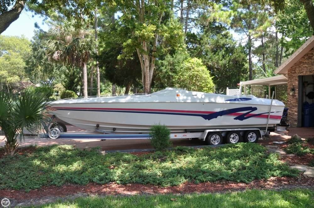 Baja 33 Outlaw 1999 Baja 33 Outlaw for sale in Ormond Beach, FL