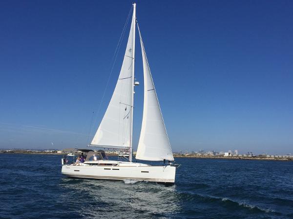 Jeanneau 379 Sun Odyssey