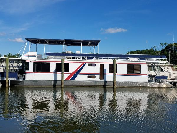 Riverchase 65 Houseboat