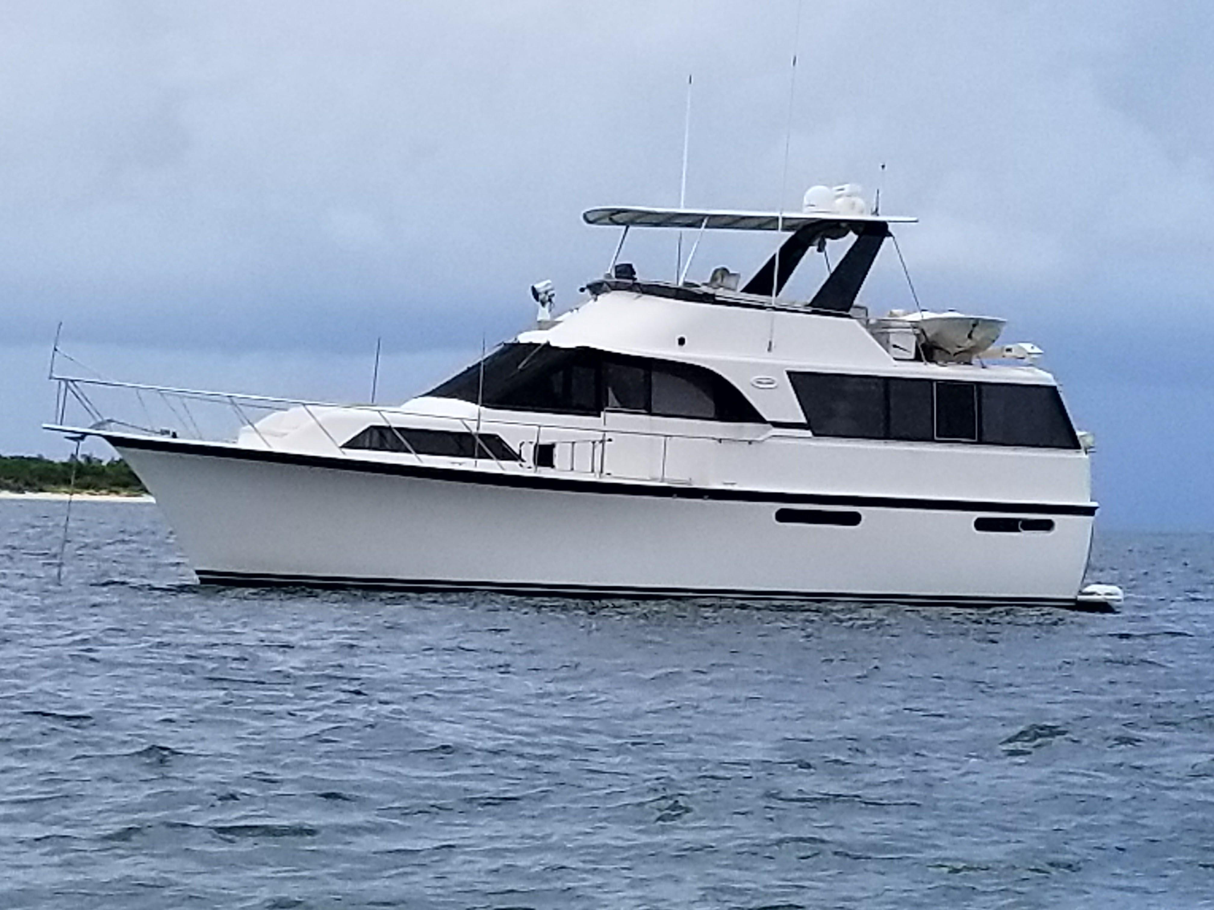Ocean Yachts Aft Cabin Motor Yacht