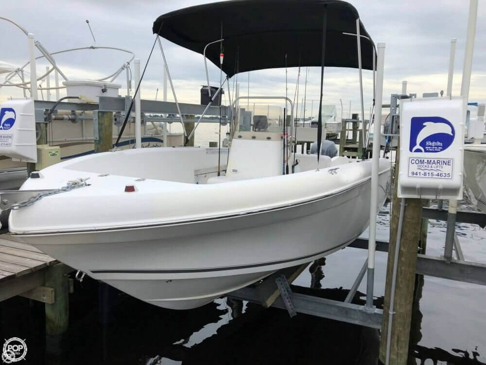 Carolina Skiff 19 Sea Chaser 2009 Carolina Skiff 19 Sea Chaser for sale in Port Charlotte, FL