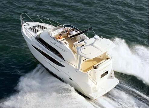 Meridian 368 Motoryacht Photo 1