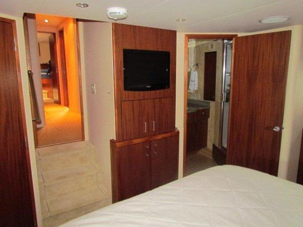 Master Stateroom Forward View