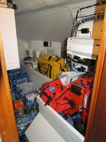 Port Attic Storage
