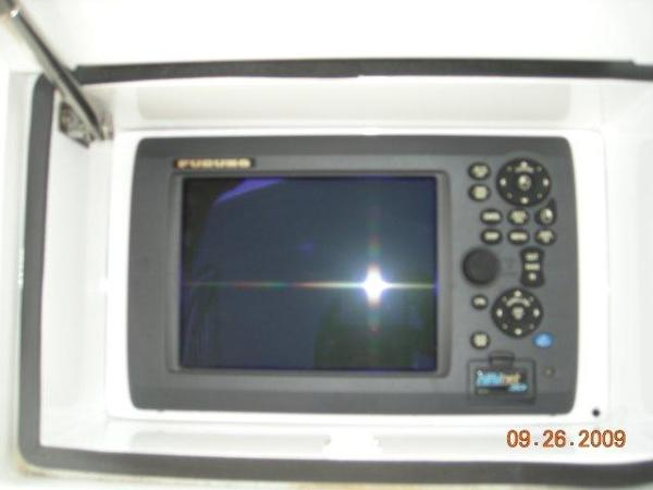 Tower Console Furuno- Electronics