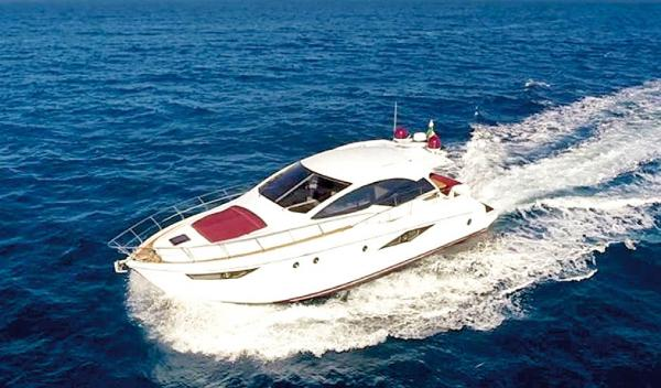 Queens Yachts Queens 50 HT 2
