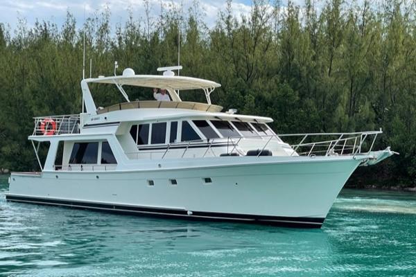 Offshore Yachts 62 Pilot House