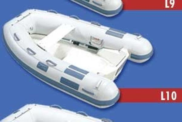 Caribe L 10 Rigid Bottom inflatable