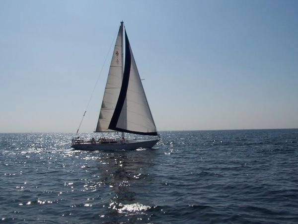Catalina 38 Sailing