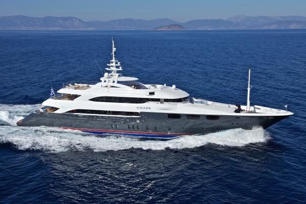 Golden Yachts 53m, M/Y O'RAMA